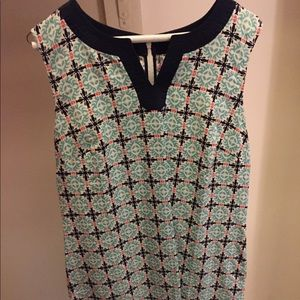 New with tags Talbots sleeveless dress, size 12